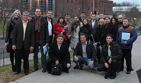 Russian Energy Efficiency Delegation